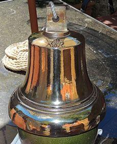 Ships Bell Polished