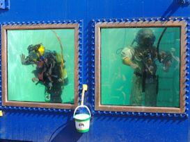 Royal Navy Bomb Disposal Diver