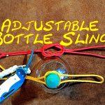 Adjustable Bottle Sling, Adjustable Jug Sling