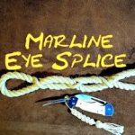 Marline Eye Splice