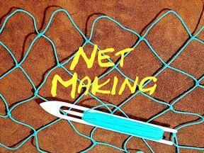 Net Making Fishing