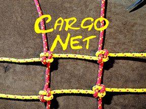 Making a Cargo Net