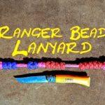 Ranger Bead Lanyard