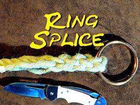Ring Splice Crown Method