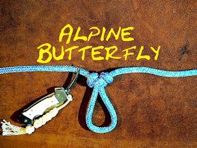 Alpine Butterfly Loop