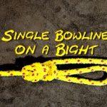 Single Bowline on the Bight
