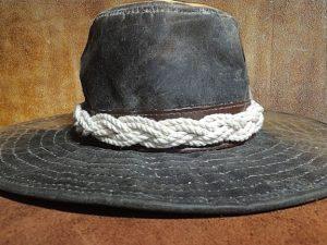 Turks Head Hat Band